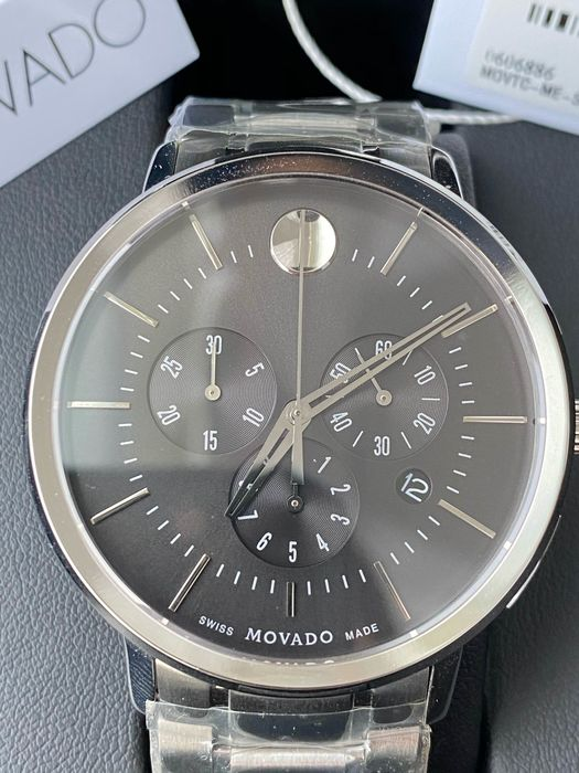 "Movado - ""NO RESERVE PRICE"" - 39.1.14.1268 - Men - 2011-present"