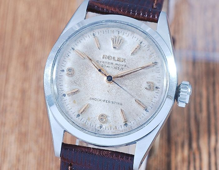 Rolex - Oyster Royal - 6246 - Unisexe - 1950-1959