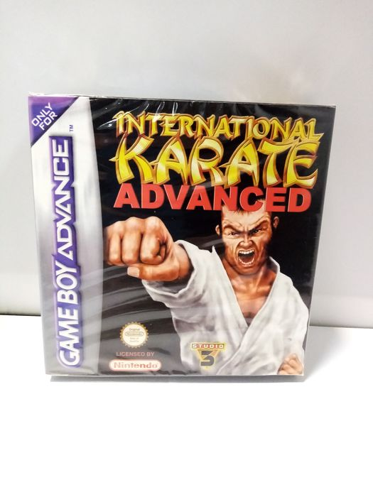 Nintendo Gameboy Advance - Video games - In original sealed box