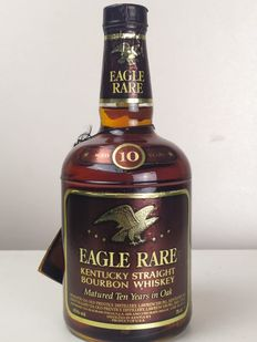 Eagle Rare 10 years old - b. 1980s - 75 cl