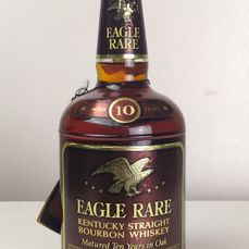 Eagle Rare 10 years old - b. 1980s - 75cl