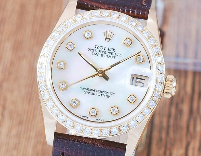 Rolex - Oyster Perpetual Datejust - 6827 - Unisex - 1970-1979