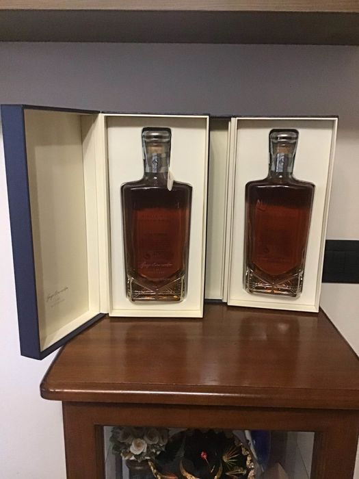 Mortlach 18 years old - Original bottling - 70cl - 2 bouteilles