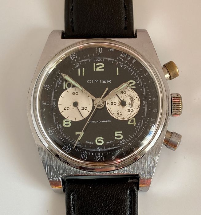 "Cimier - Chronograph - ""NO RESERVE PRICE"" - Heren - 1960-1969"