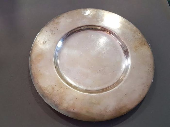 Paten - .835 silver - W.E. Eggert - Germany - First half 20th century