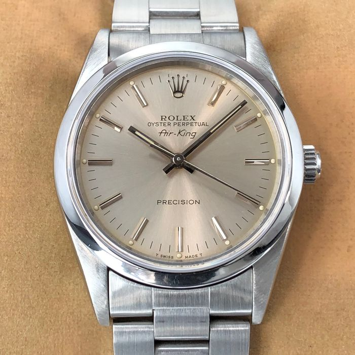 Rolex - Air-King Precision - 14000 - Unisex - 1990-1999