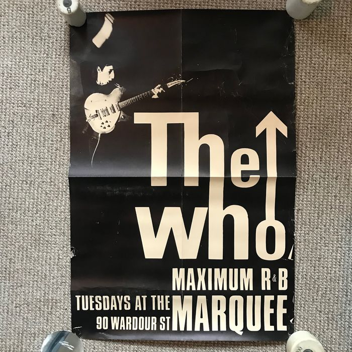Anonymous - The Who - 1964 - Anni '60