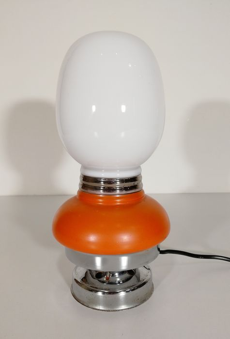 Space age table lamp design '70