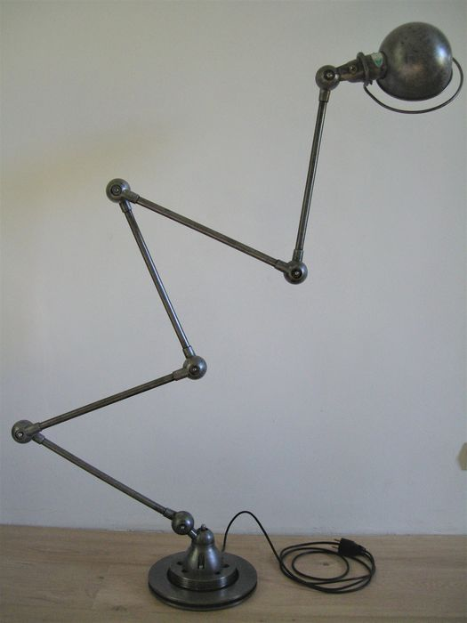 Jean-Louis Domecq - Jielde - Floor lamp (1) - 5 Bras