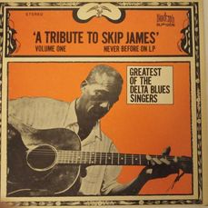 Skip James, Leadbelly - Diverse titels - LP's - 1970/1982
