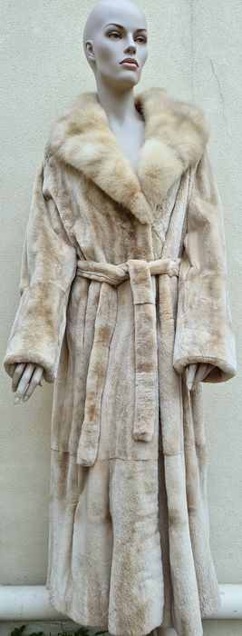 Artisan Furrier - Fox, Mink fur - Fur coat - Made in: italy