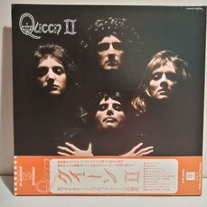 Queen - Queen II  - LP Album - 1974