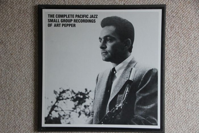Art Pepper - The Complete Pacific Jazz Small Group Recordings Of Art Pepper - Limited box set - 1983/1983