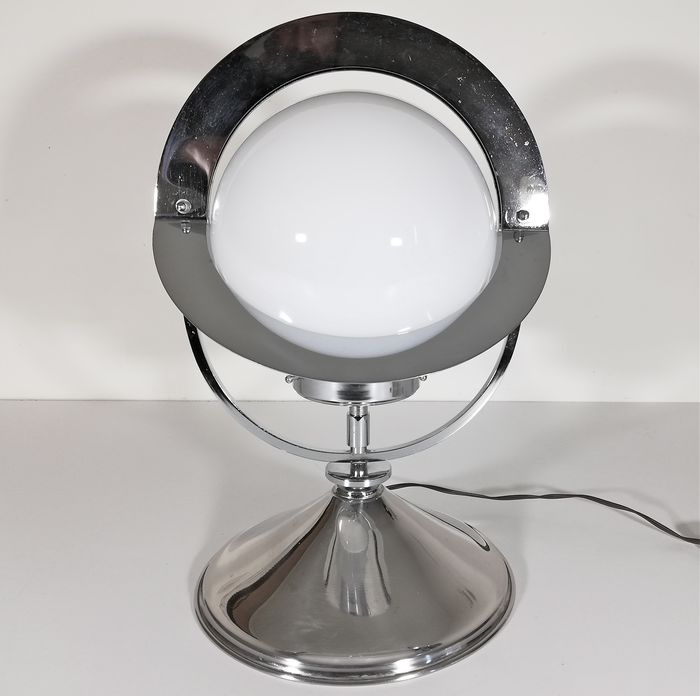 Space Age table lamp