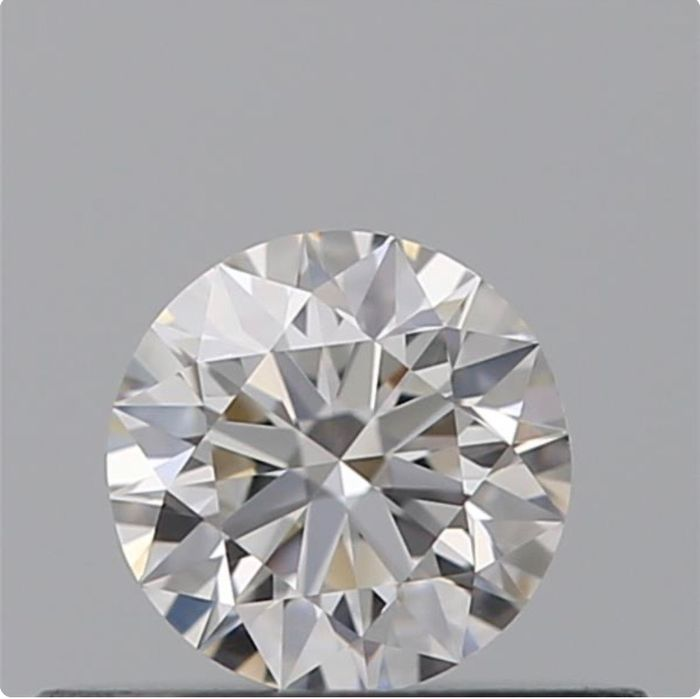 1 pcs Diamante - 0.30 ct - Brillante - D (incolore) - VVS1