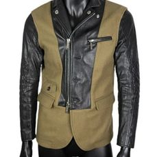Dsquared2 - Veste de motard
