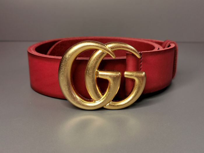 Gucci - New 406831 CVEOT Cinturón