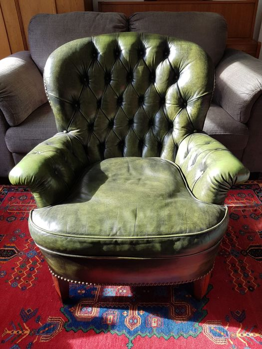 Chesterfield Style - Sessel
