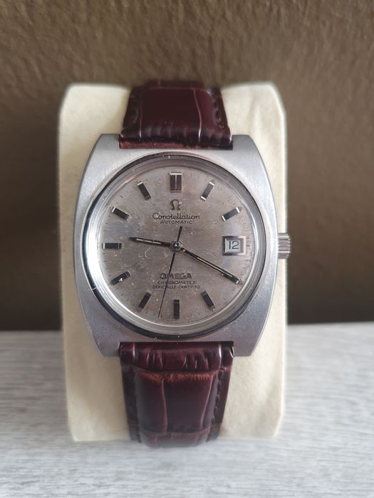 Omega - constellation Day date - 166.056 - Men - 1970-1979