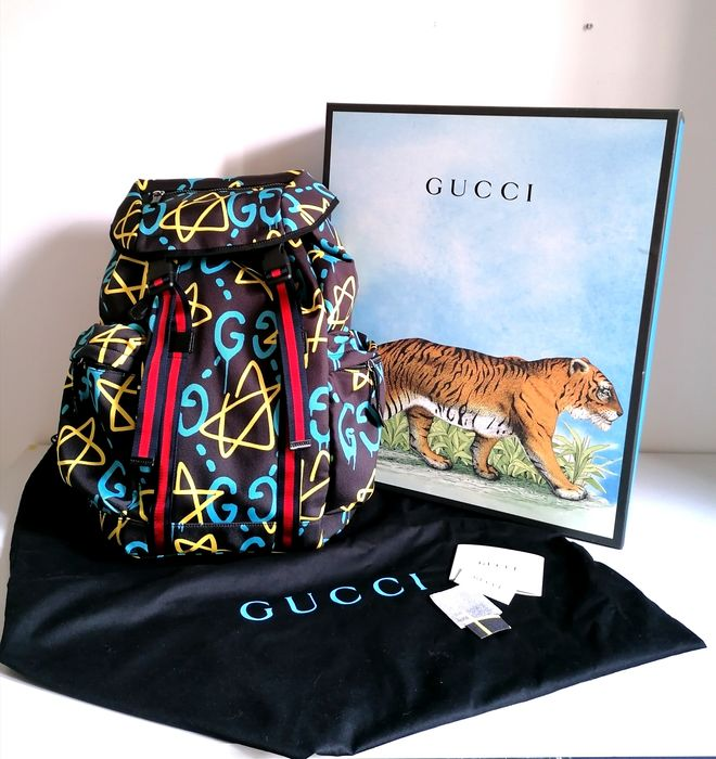 Gucci - Ghost limited edition - backpack Backpack