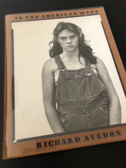 Richard Avedon - In the American West - 1994