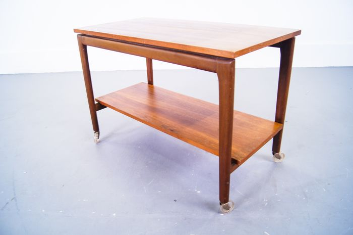 Serving trolley, Television table