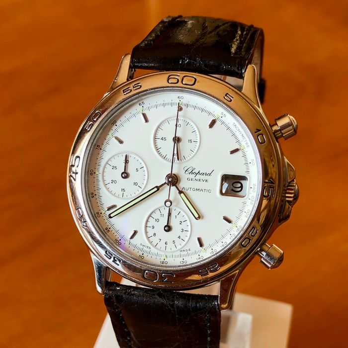Chopard - Chronograph - 8167 - Men - 1990-1999