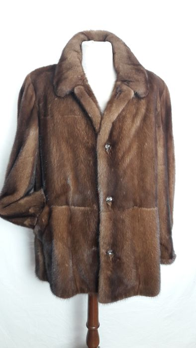 Artisan Furrier - Mink fur - Jacket - Made in: Italy