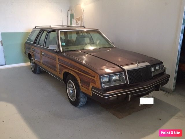 Chrysler - Le Baron - 1982