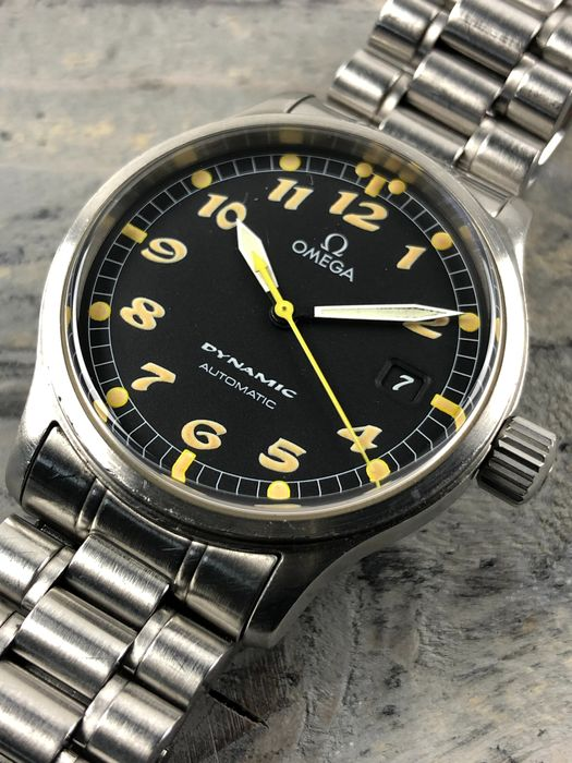 Omega - Dynamic Automatic - 5200.50 - Men - 1990-1999