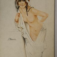 Nude france Erotic French