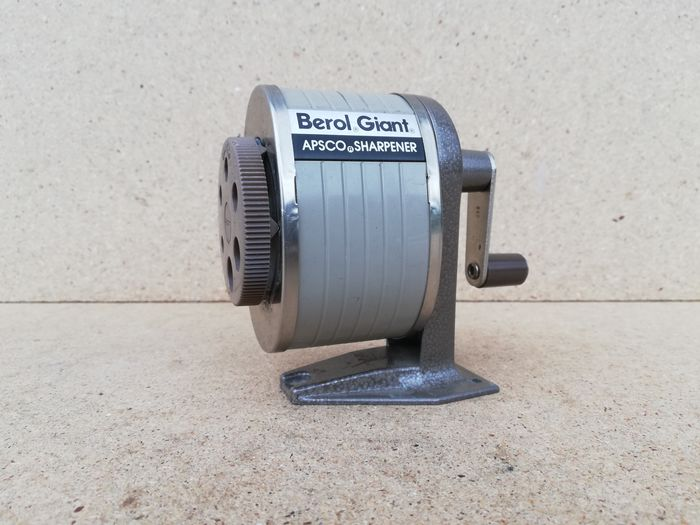 Berol Giant Apsco - Pencil sharpener