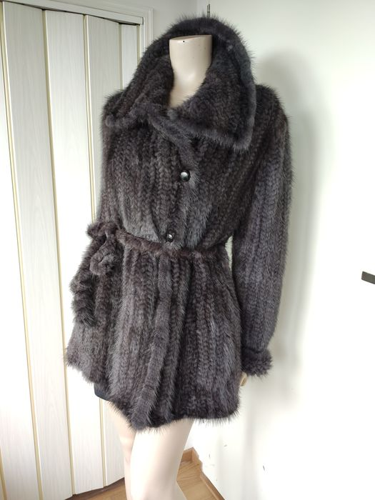 Artisan Furrier - Mink fur - Fur coat - Made in: Switzerland