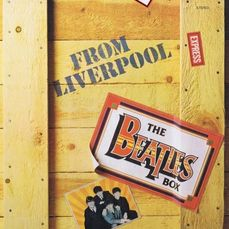 The Beatles (Beat, Pop Rock, Psychedelic Rock) - From Liverpool - The Beatles Box - box set LP - 1980/1980