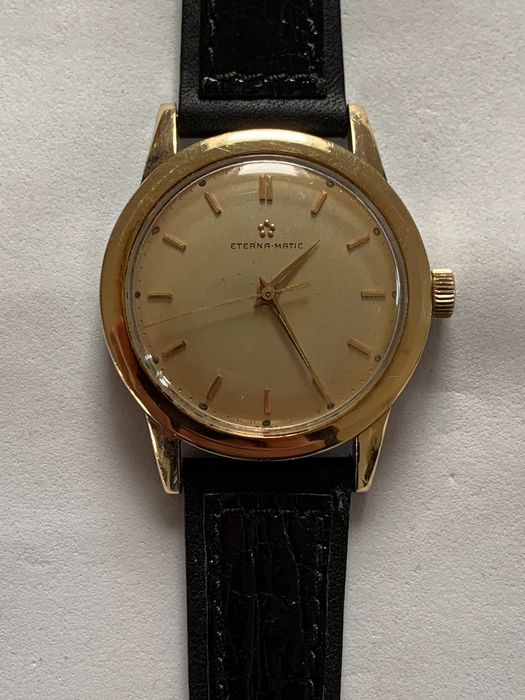 "Eterna-Matic - ""NO RESERVE PRICE"" - Men - 1970-1979"