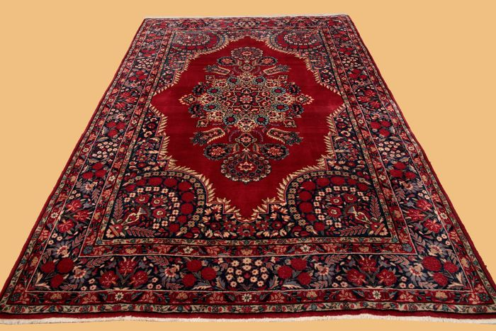 Kirman - Carpet - 305 cm - 200 cm
