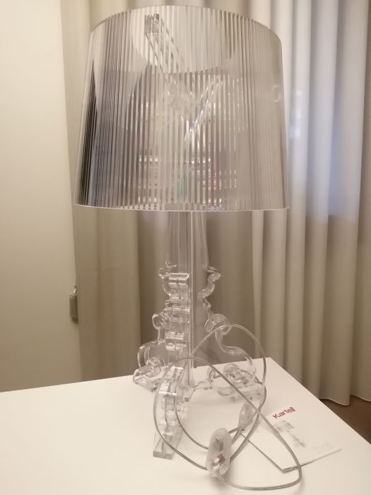 Kartell - Table lamp - Bourgie