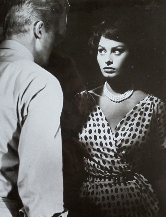 Unknown - Sophia Loren 1954 - 62