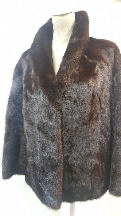 Handmade - Mink fur - Fur coat - Made in: Germany