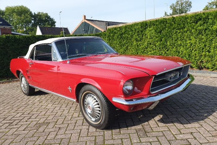 Ford - Mustang Convertible Automaat - 1967