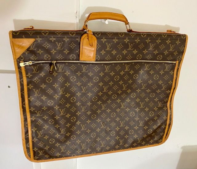 Louis Vuitton - Garment bag kledinghoes pakhoes Luggage