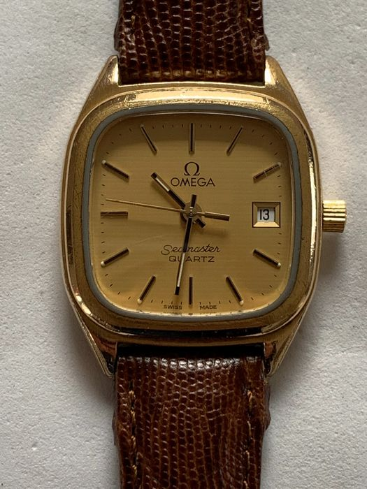 "Omega - Seamaster Quartz - ""NO RESERVE PRICE"" - Women - 1980-1989"