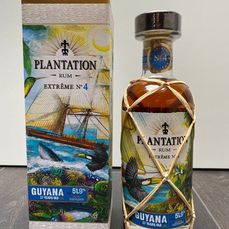 Plantation 1993 27 years old - Extreme N.4 - Port Mourant - 70cl
