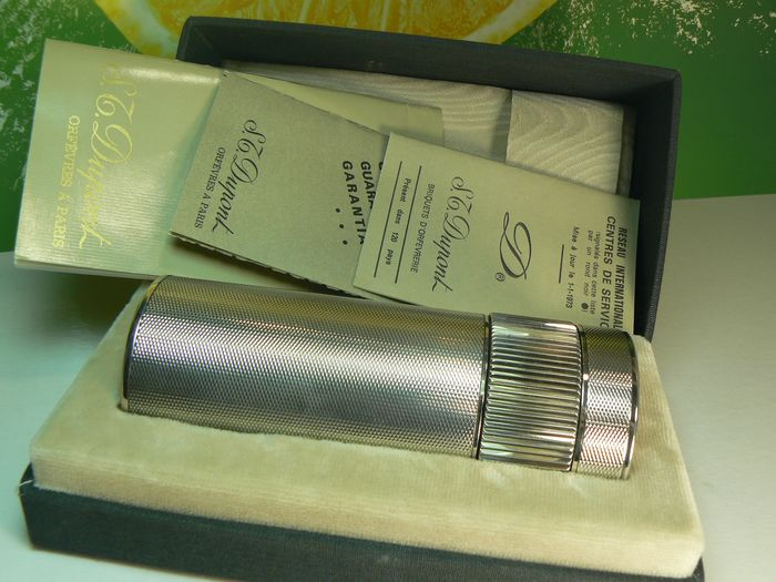 S.T. Dupont - Table lighter - Complete collection