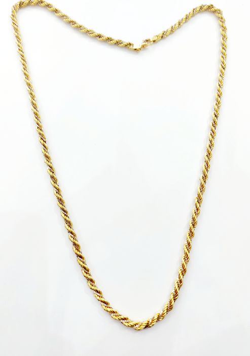 gioielli Corvino  - 18 kt. Gold, White gold, Yellow gold - Necklace, Necklace