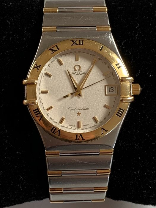 "Omega - Constellation - ""NO RESERVE PRICE"" - Unisex - 2000-2010"