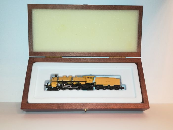 Arnold N - 2547 - Steam locomotive with tender - S 3/6, 3602 - K.Bay.Sts.B