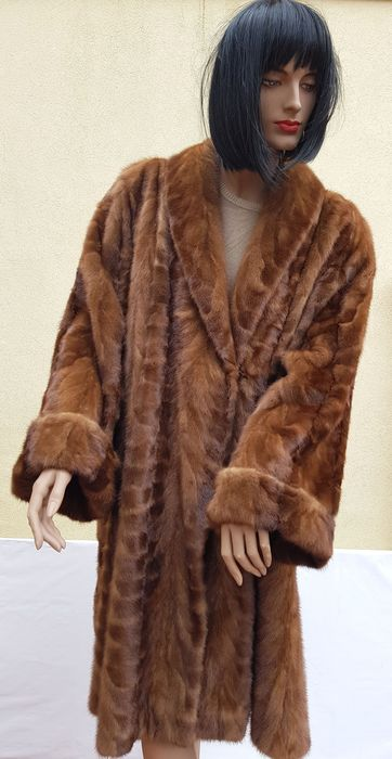 Artisan Furrier - Mink fur - Fur coat - Made in: Italy
