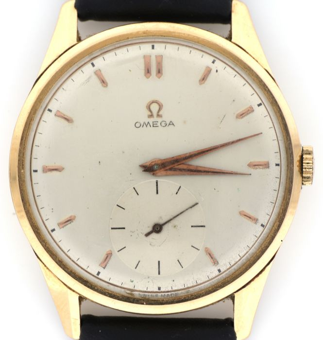 "Omega - 18K Gold - ""NO RESERVE PRICE"" - Men - 1960-1969"