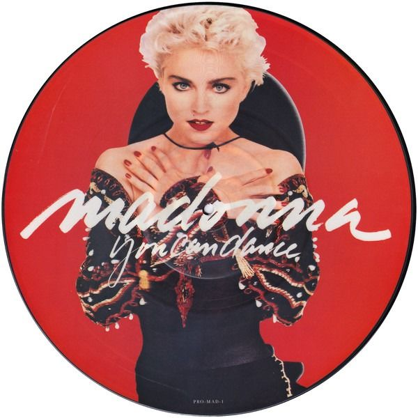 Madonna - You Can Dance (Single Edits) - Picture Disk - 1987